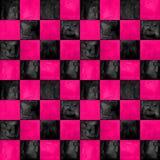Trendy checkered pattern background stock illustration