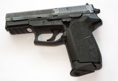Black pistol Royalty Free Stock Photo