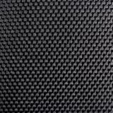 Black plaid fabric background macro. Texture closeup Stock Photos