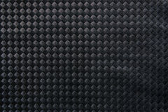 Black plain fabric Royalty Free Stock Photography