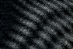 Black plain fabric, textile Stock Photos