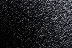 Background Black Textured Plastic Surface Stock Photos