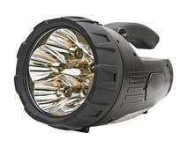 Black plastic automotive LED lamp Stock Photos