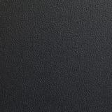 Black plastic material Stock Image