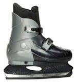 Black plastic skate Royalty Free Stock Photography