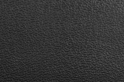 Black plastic surface Royalty Free Stock Photography