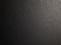 Black plastic texture 2 Stock Photography