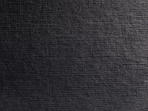 Black plastic texture 3 Stock Images