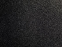 Black plastic texture Royalty Free Stock Photography