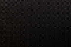 Black plastic texture or background Royalty Free Stock Photo