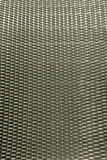 Black plastic weave Royalty Free Stock Photography