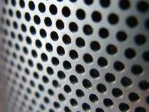Black plastik texture. Stock Photos
