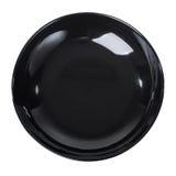 Black plate Stock Photo