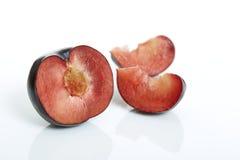 black plum Stock Images