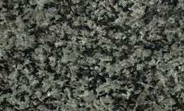 Black Polished Granite Royalty Free Stock Photo