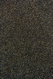 Black Polishing sandpaper texture Stock Images