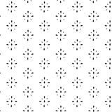 Black polygon and diamond shape grouping pattern background. Vector illustration image Stock Photo