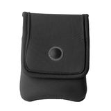 Black pouch Stock Image
