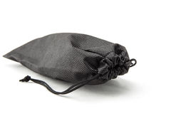 black pouch Royalty Free Stock Photos