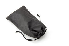 black pouch Royalty Free Stock Photography