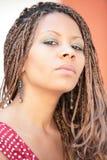 Black princess Stock Photo