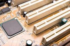 Black processor Stock Photography