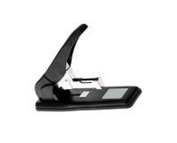 Black professional stapler Royalty Free Stock Images