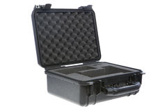 Black protect case royalty free stock photo