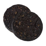 Black Pudding Royalty Free Stock Image