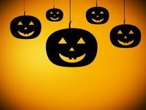 Black pumpkin Stock Photos