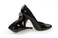 Black Pumps Stock Images