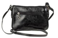 Black purse Stock Photos