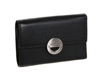 Black purse Stock Photos
