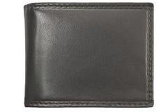 Black purse. Stock Photos