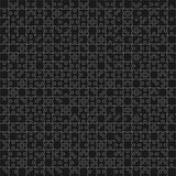 400 Black Puzzles. Vector Illustration. 400 Black Puzzles Pieces Arranged in a Square - JigSaw - Vector Illustration Stock Photography