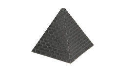 Black Pyramid Stock Images