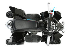 Black quad byke stock images
