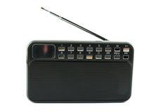 Black radio transmitter Stock Photography