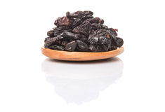 Black Raisin VII Royalty Free Stock Images