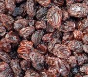 Black raisins Stock Photos