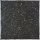 Black Rectangle Stone Tile Royalty Free Stock Photography