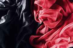 Black and red Royalty Free Stock Photos