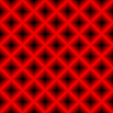 Black and red chessboard,. Abstract geometric background Stock Photo
