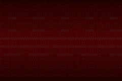 Black and red metallic mesh background texture Royalty Free Stock Photos