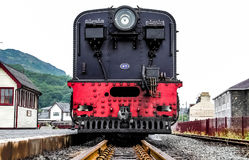 Black and Red Train Stock Photos