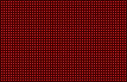 Black Red Woven Basketweave Abstract Background. Computer-generated basket weave pattern in black on red background Vector Illustration