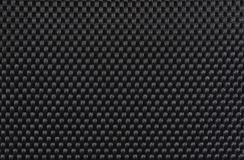 Black regular texture Stock Image