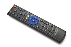 Black remote control Stock Image