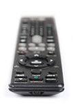 Black remote control Royalty Free Stock Photos