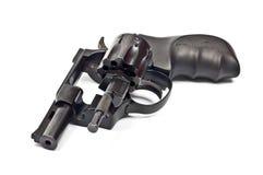 Black revolver Stock Photo